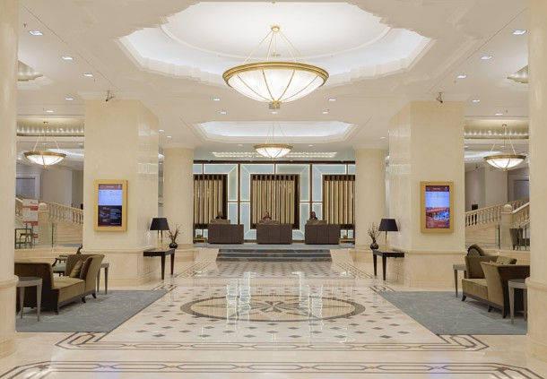 JW Marriott Bucharest Grand Hotel este un hotel de cinci stele din București, deschis în anul 1999. Are 402 camere și cea mai mare cifră de afaceri între hotelurile din București – 40 milioane euro în 2007 și 38 milioane euro în 2008